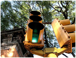LED Traffic Signals: A Brighter Choice | NHSaves